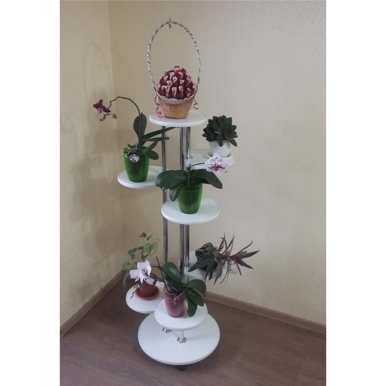 Напольная подставка для цветов «Флора-3»