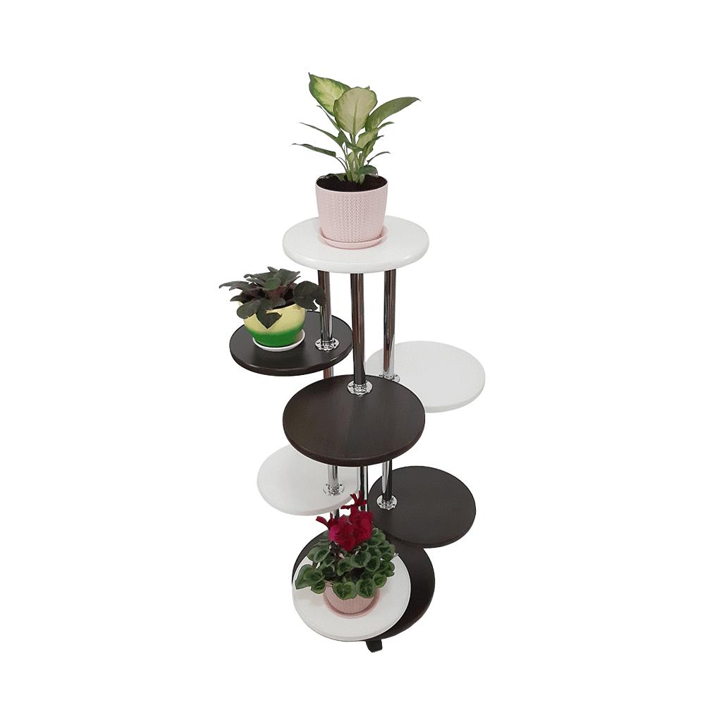 Напольная подставка для цветов «Флора»
