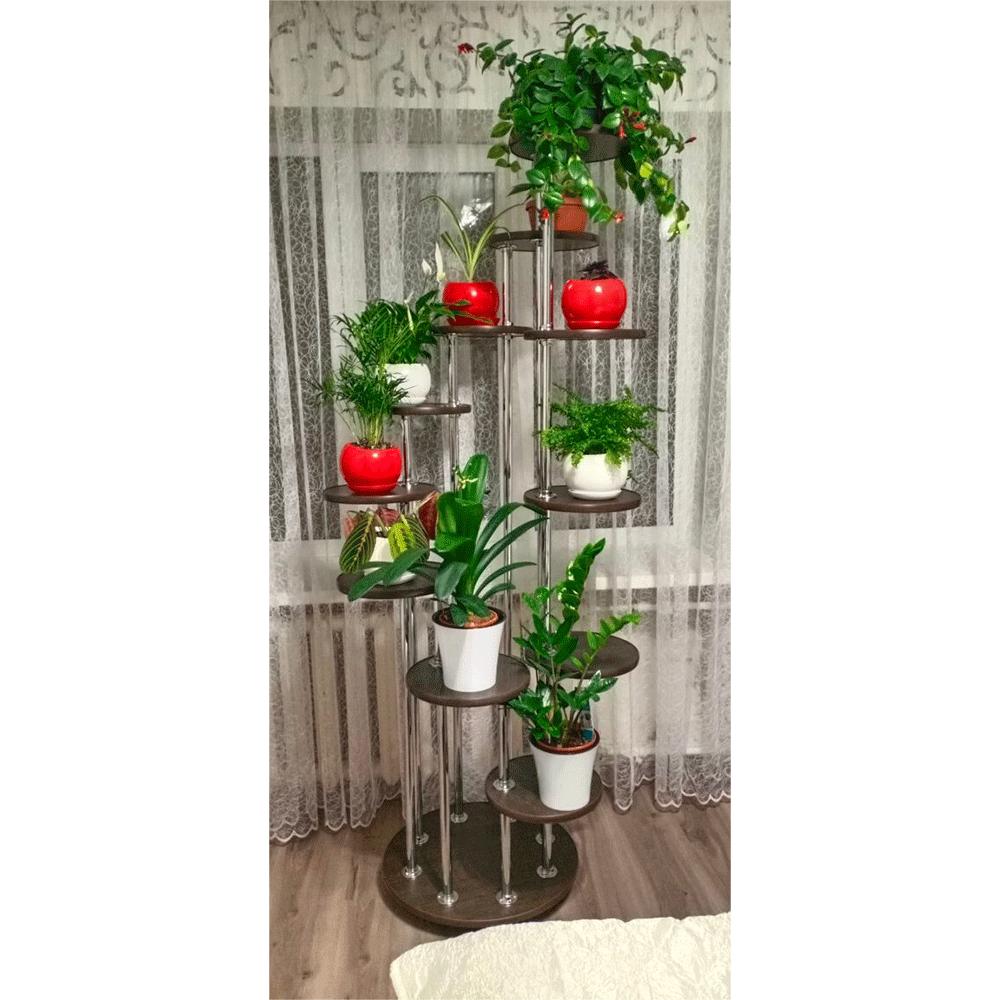 Напольная подставка под цветы «Каскад-11»